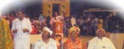 Robing Ceremony